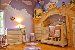 Cute Baby Bedroom Decoration for You